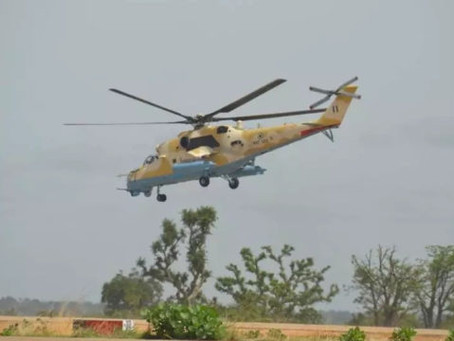 Nigerian Air Force to deploy new aircraft to Benin to check insecurity