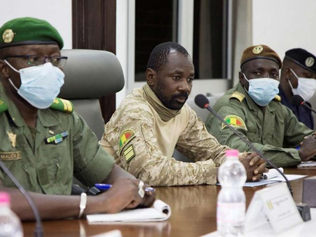 Transitional Government: Mali's talk ends in deadlock