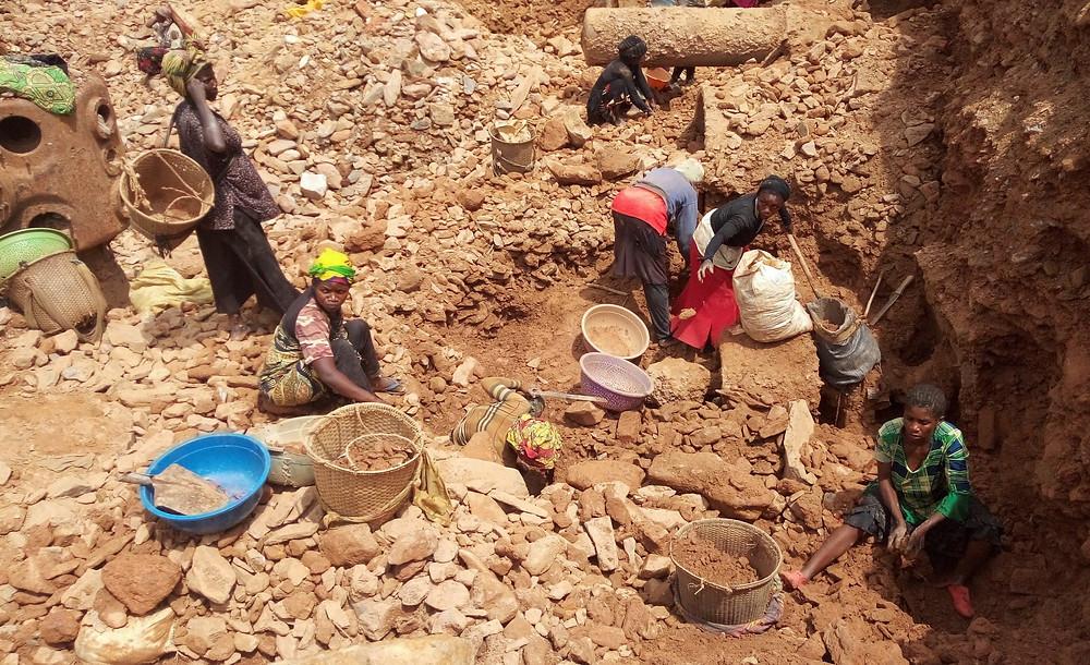 Mine collapse in DR Congo kills 50