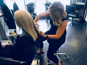 Haircut By Melissa at JHB