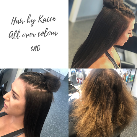 Hair by Kacee All over colour  $90.png