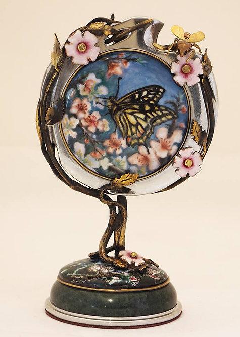 """sculpture """"butterfly"""""""