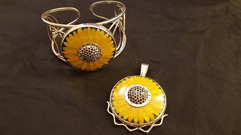 necklace and bracelet combo