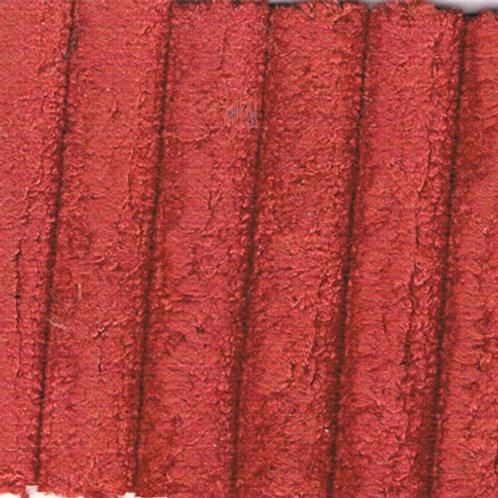 Klippan footstool- Corduroy 6 red