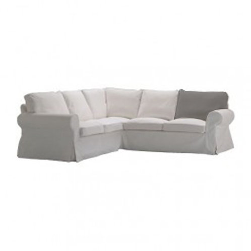 Back cushion insert for Ikea Ektorp 3+3 corner sofa