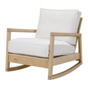 Slipcover for Lillberg armchair: Velvet