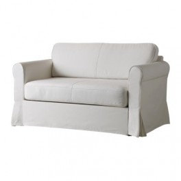 Slipcover for Hagalund sofa: Velour