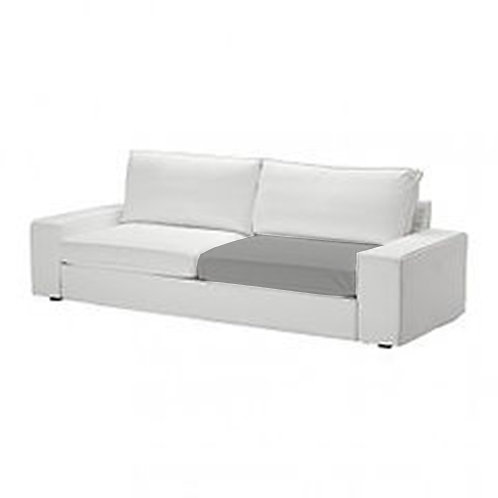 Seat cushion for Ikea Kivik 3 seat bed sofa