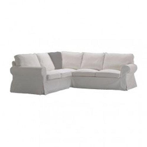 Back cushion for Ikea Ektorp 3+3 corner sofa (not bed)