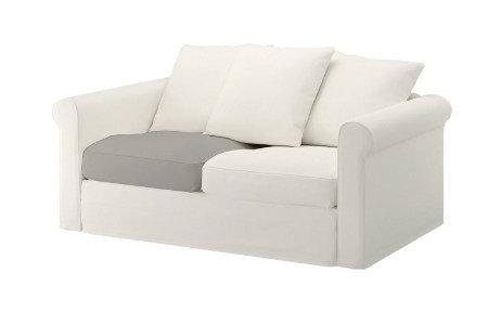 Seat cushion for Ikea GRÖNLID 2 seat sofa