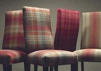 Harris Tweed slipcover