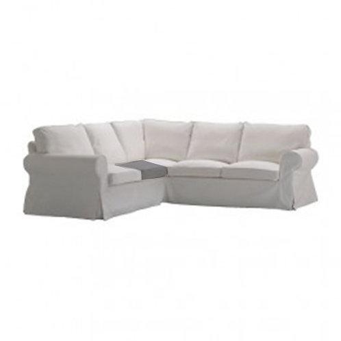Seat cushion for Ikea Ektorp 3+3 corner sofa (not bed)