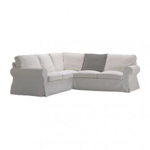 Back cushion insert for Ikea Ektorp 3+3 corner sofa (not bed)