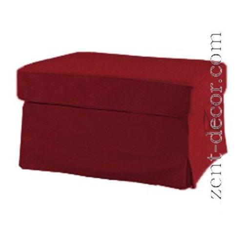 Ektorp Bromma fabric: Master 320.2 red