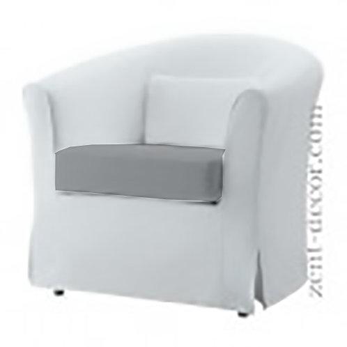 Seat cushion for Ikea Tullsta Armchair