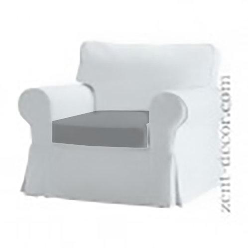 Seat cushion insert for Ikea Ektorp Armchair