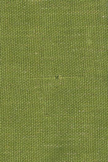 Fabric sample:  Linen 5667 green