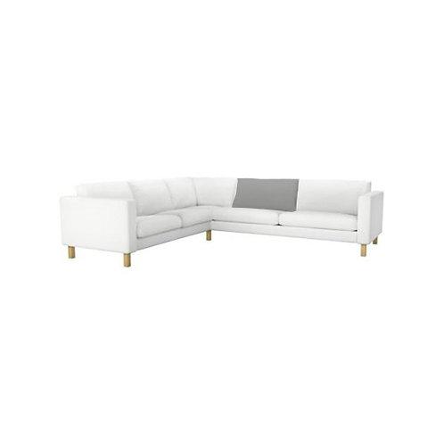 Back cushion insert for Ikea Karlstad 3+2 corner sofa (not bed)