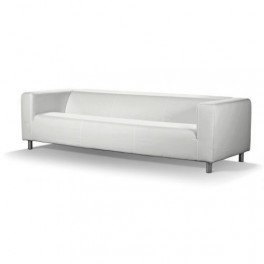 Slipcover for Klippan 4 seat sofa: Velour