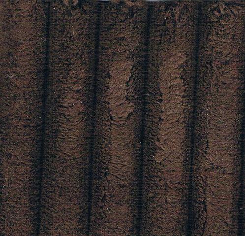 Kramfors footstool- Corduroy 7 dark brown