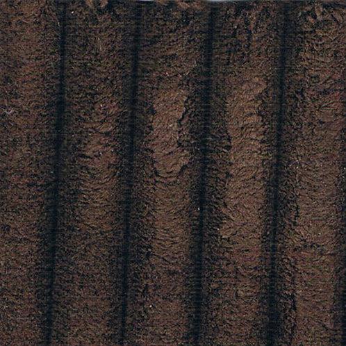 Karlstad footstool- Corduroy 7 dark brown
