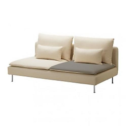 Seat cushion insert for Ikea Soderhamn 3 seat so