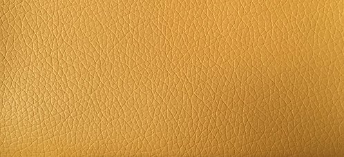 Fabric per meter: Eco Leather 9337 yellow