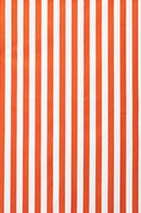 Kramfors footstool:  Sofia orange