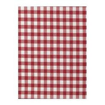 Fabric per meter: Berta red