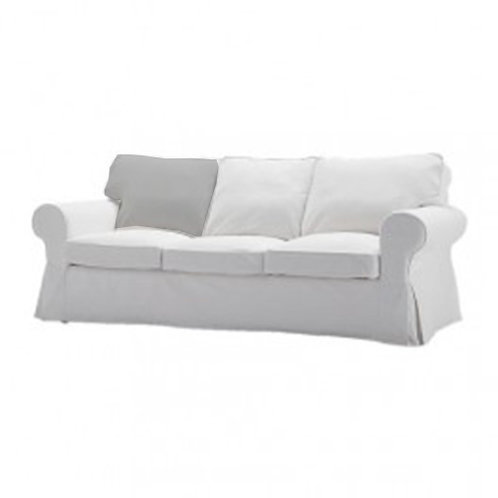 Back cushion insert for Ikea Ektorp 3 seat bed sofa- right/left