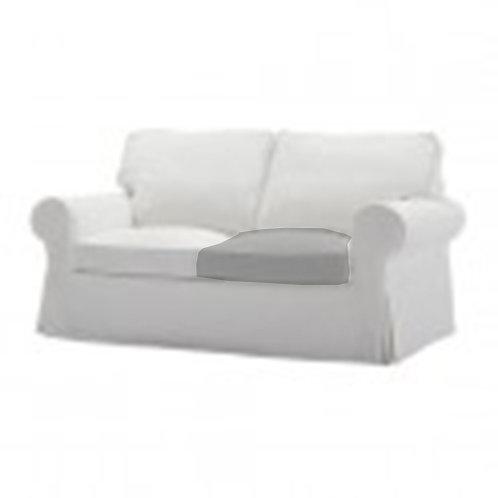 Seat cushion for Ikea Ektorp 2 seat sofa bed