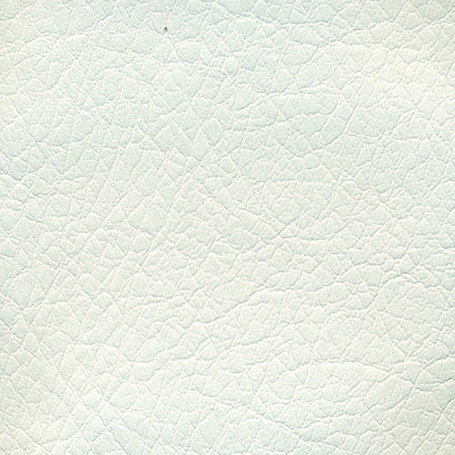 Karlstad footstool: Eco Leather 9320 white