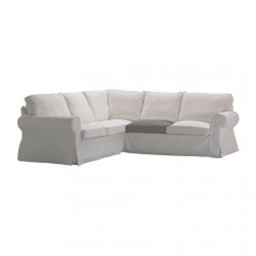 Seat cushion insert for Ikea Ektorp 3+3 corner sofa (not bed)