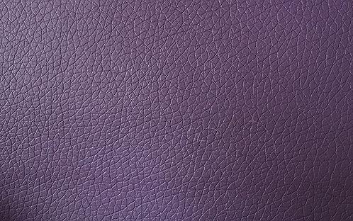 Fabric sample: Eco Leather 9344 purple