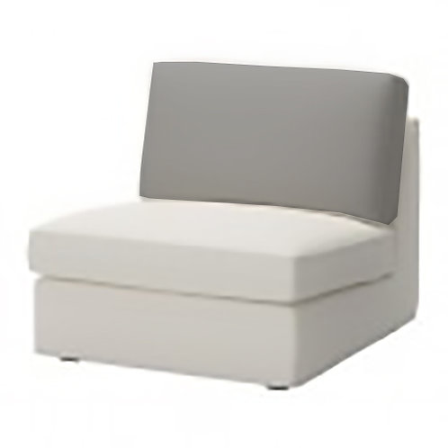 Back cushion for Ikea Kivik Armchair
