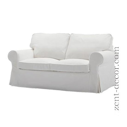 Slipcovers for Ektorp 2 seat sofa bed: Eco Leather