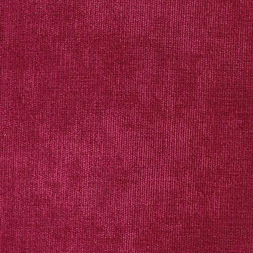 Klippan footstool-Velour: MC 6 velour pink