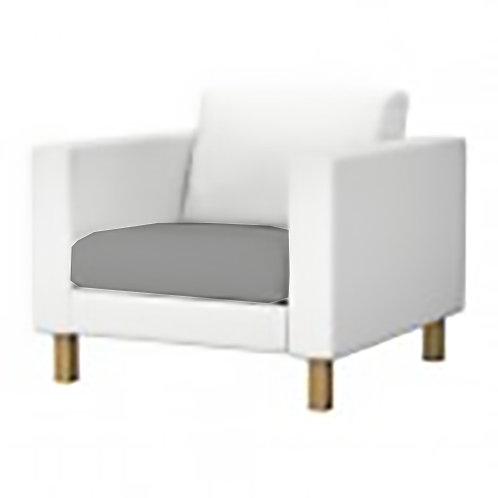 Seat cushion for Ikea Karlstad Armchair