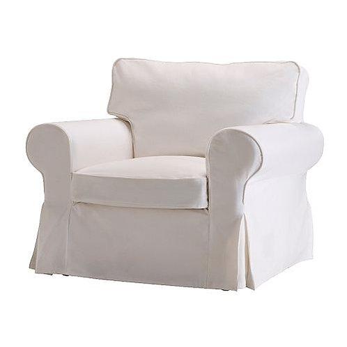 Slipcover for Ektorp armchair: Panama