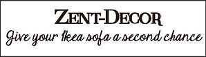 Zent Decor Logo - Shop Sofa Covers & Cushions For Ikea Furniture