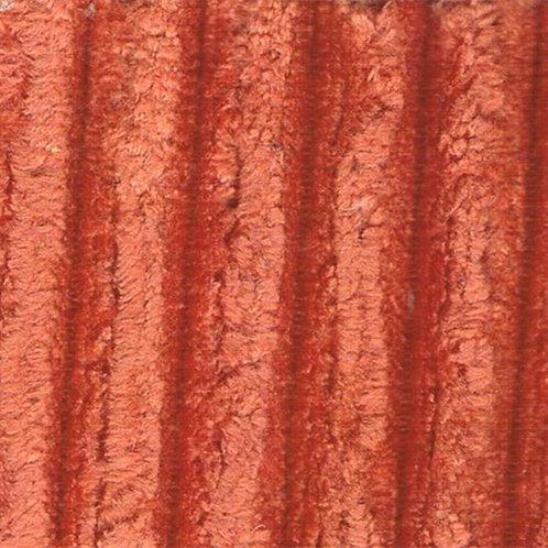 Fabric per meter: Corduroy 4 orange