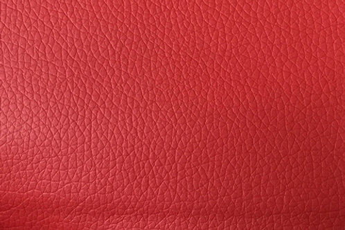 Fabric sample: Eco Leather 9339 red