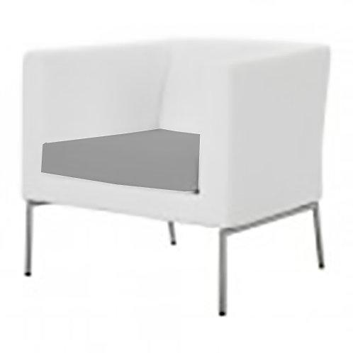 Seat cushion for Ikea Klappsta Armchair