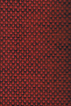 Fabric sample: Hugo 3177 tweed red