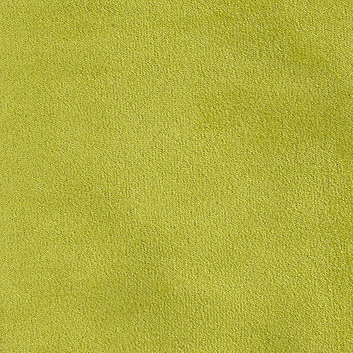 Fabric sample: Alt 7 suede green
