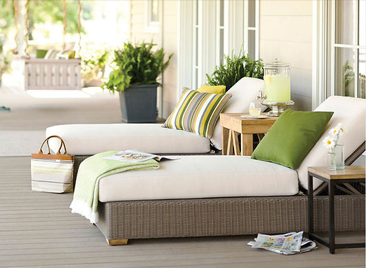 outdoor furniture slipcover