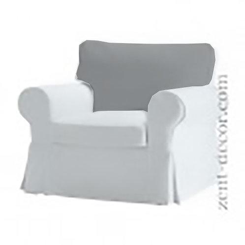 Back cushion for Ikea Ektorp Armchair