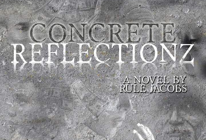 Concrete Reflectionz (Soft Cover) - Autographed Copy
