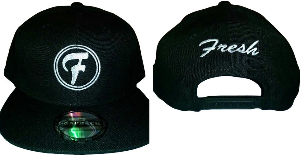 F.R.E.S.H. SNAPBACKS - LOGO VERSION