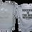 Thumbnail: White/Platinum Company Slogan Tee